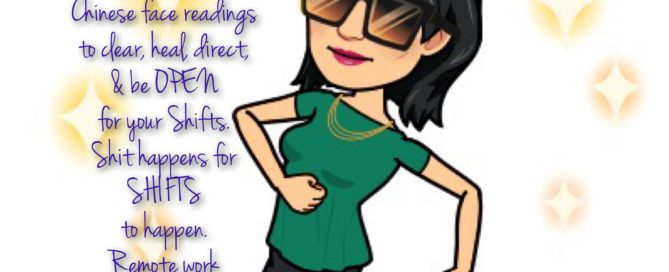 dont wait to get chinese face reading or energy work with thuy dam