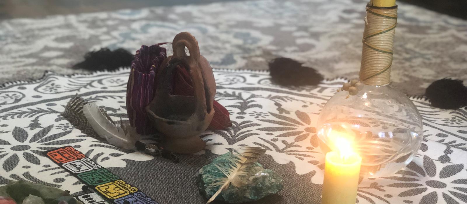 mayan grid ascension station ritual
